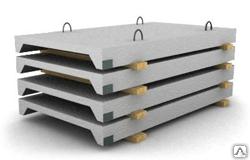 железобетонные ребристые плиты покрытия размеры гост