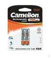 Аккумулятор R03 NI-MN (1100mAh) BP-2 (блист.2шт) Camelion
